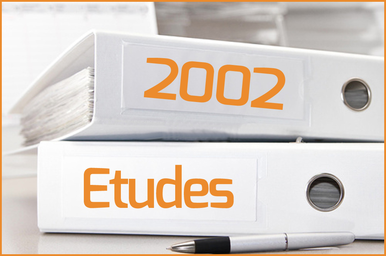 Etudes 2002