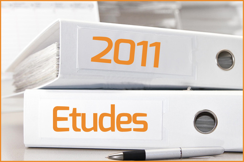 Etudes 2011