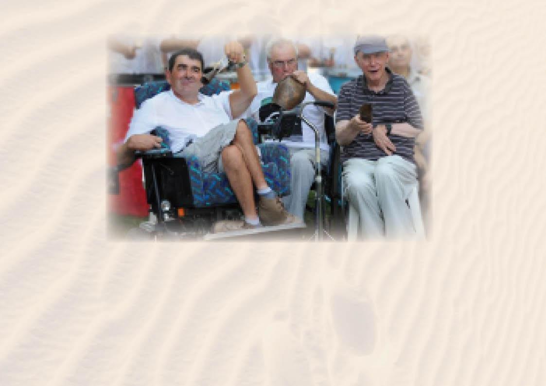 23 & 24 janvier 2014 : Accompagner le parcours de la personne handicapée vieillissante – Arcachon